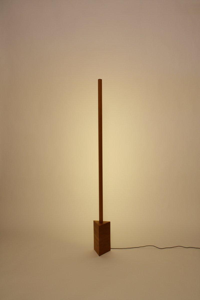 Kirschholz Line Light von Noah Spencer für Fort Makers