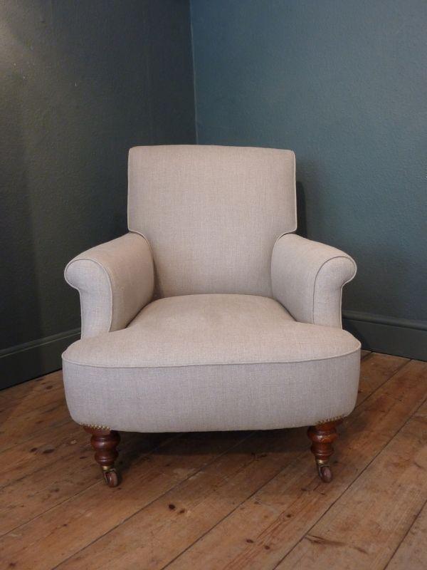Viktorianischer Sessel, 1880er