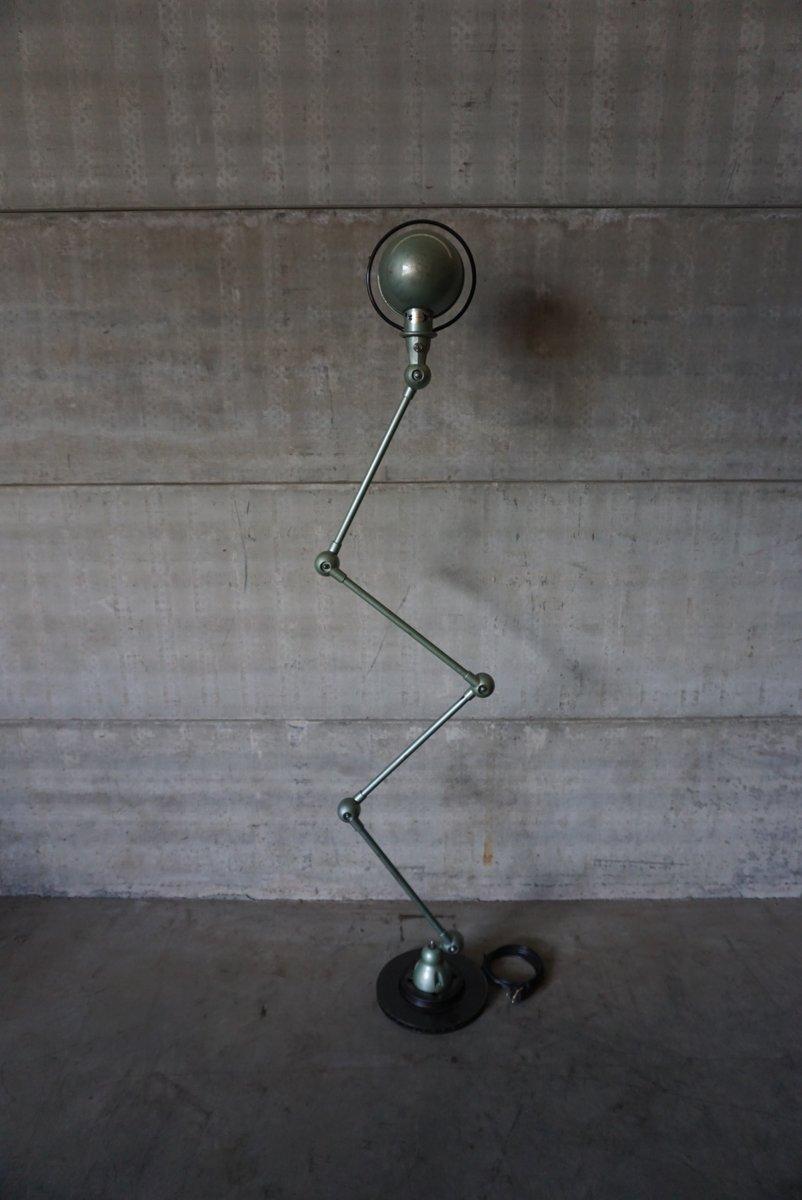 Industrielle 4-Armige Vespa Lampe von Jean-Louis Domecq für Jieldé