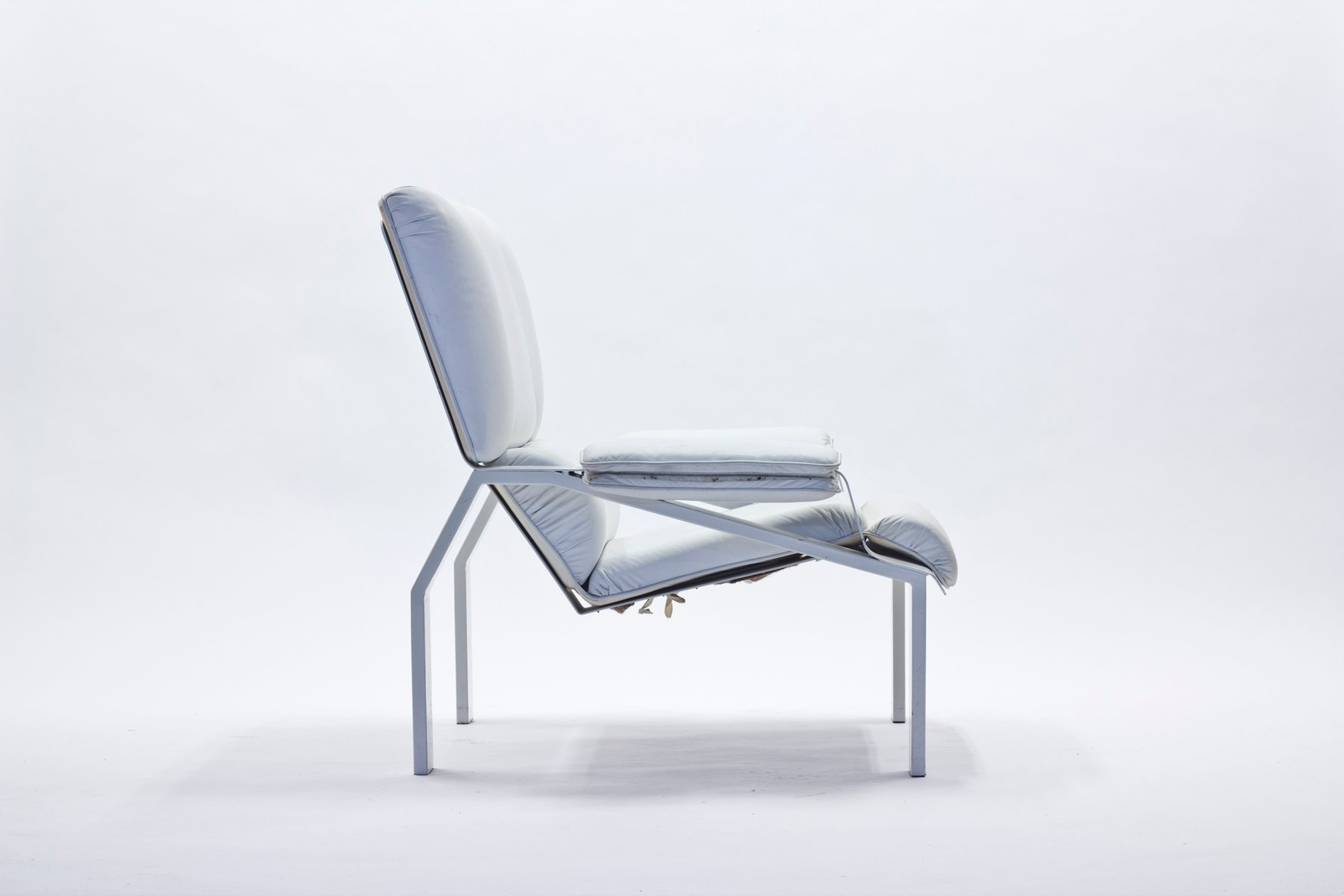 Italian Lem Lounge Chair By Joe Colombo For Bieffeplast
