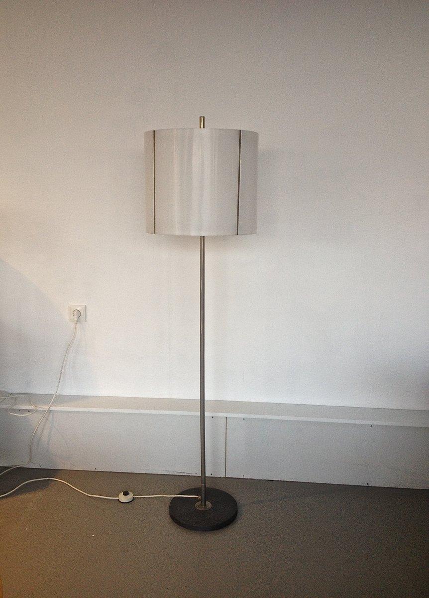 Schwedische Stehlampe von Agne Jacobssen und Hans Bergström für AB Mar...