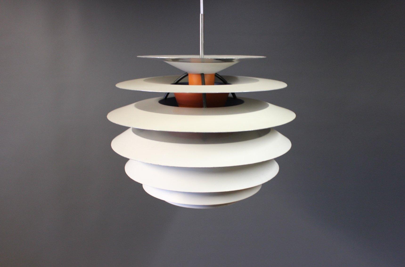 Dänische PH Contrast Lampe von Poul Henningsen für Louis Poulsen, 1960...