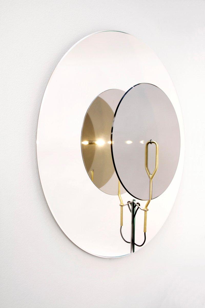Verspiegelte Perspectives Lampe von Gionata Gatto Studio