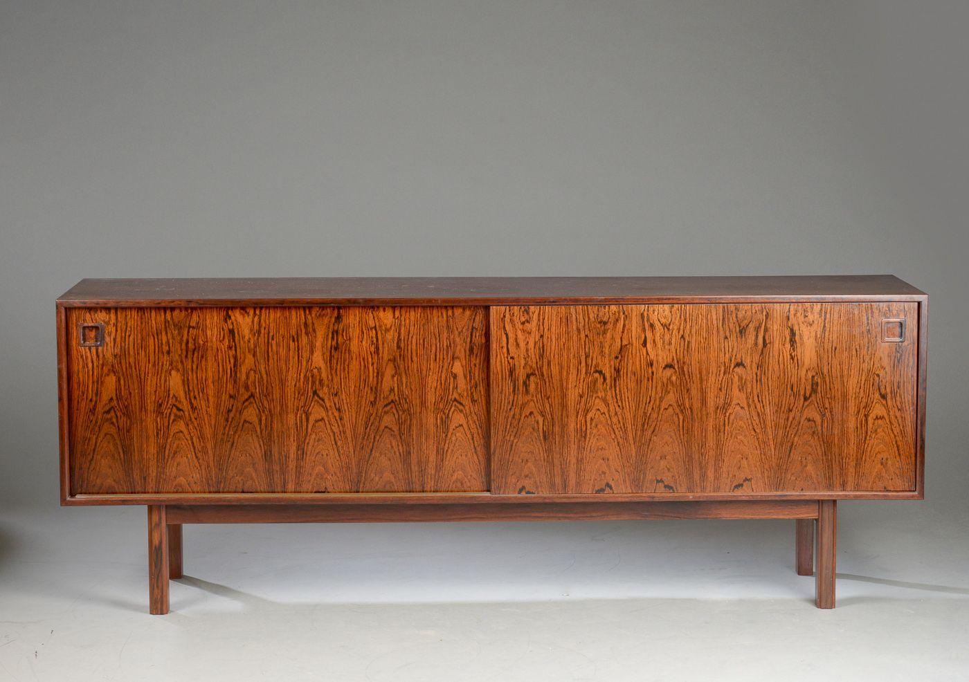 Dänisches Sideboard aus Rio Palisander von Omann Jun Møbelfabrik, 1950...