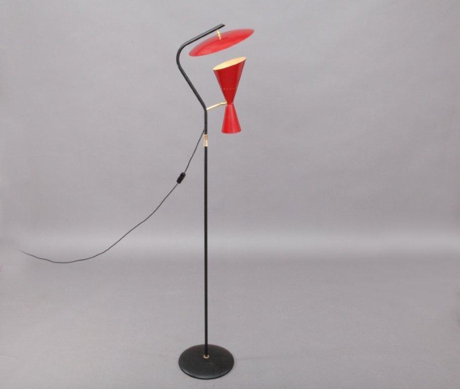 Italienische Stehlampe von Arredoluce,1950