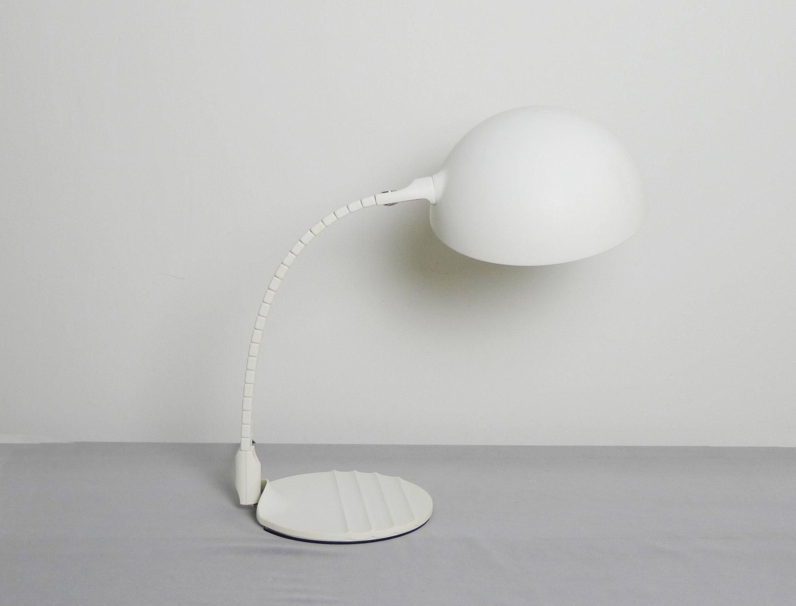 Lampada Da Tavolo Flex Modello 660 Di Elio Martinelli Per Martinelli Luce Anni 70 In Vendita Su Pamono