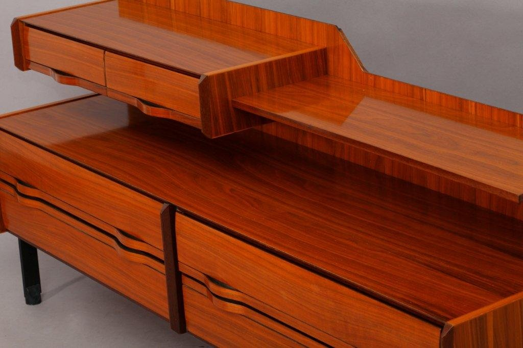 italienisches modernistisches mid century sideboard von la permanente mobili cant 1960 bei. Black Bedroom Furniture Sets. Home Design Ideas