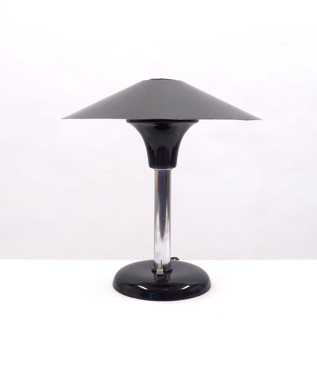 Tischlampe von Max Schumacher für Werner Schröder, 1930er