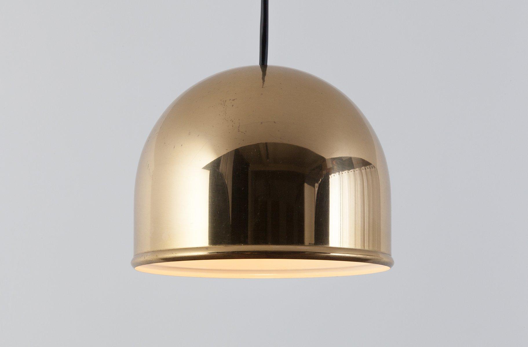 lampe suspension dor e vintage en vente sur pamono. Black Bedroom Furniture Sets. Home Design Ideas