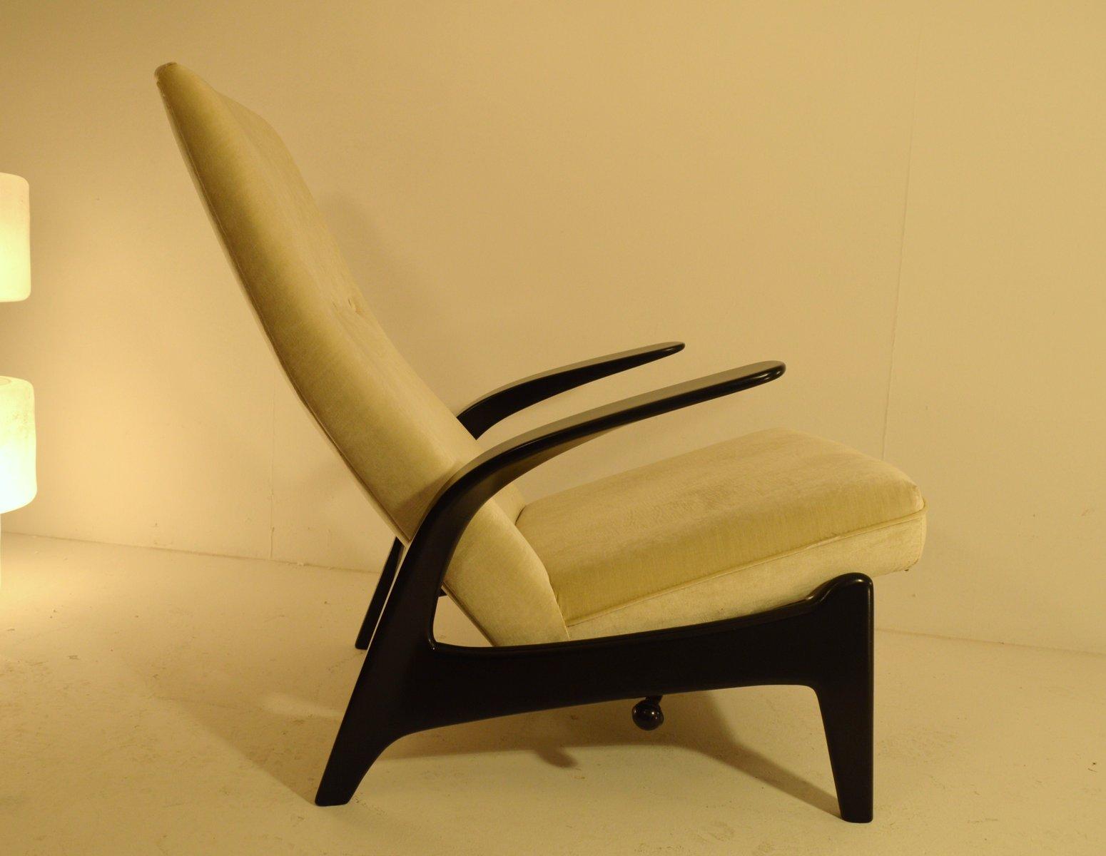 Rock´n Rest Lounge Armlehnstuhl von Gimson and Slater, 1960er