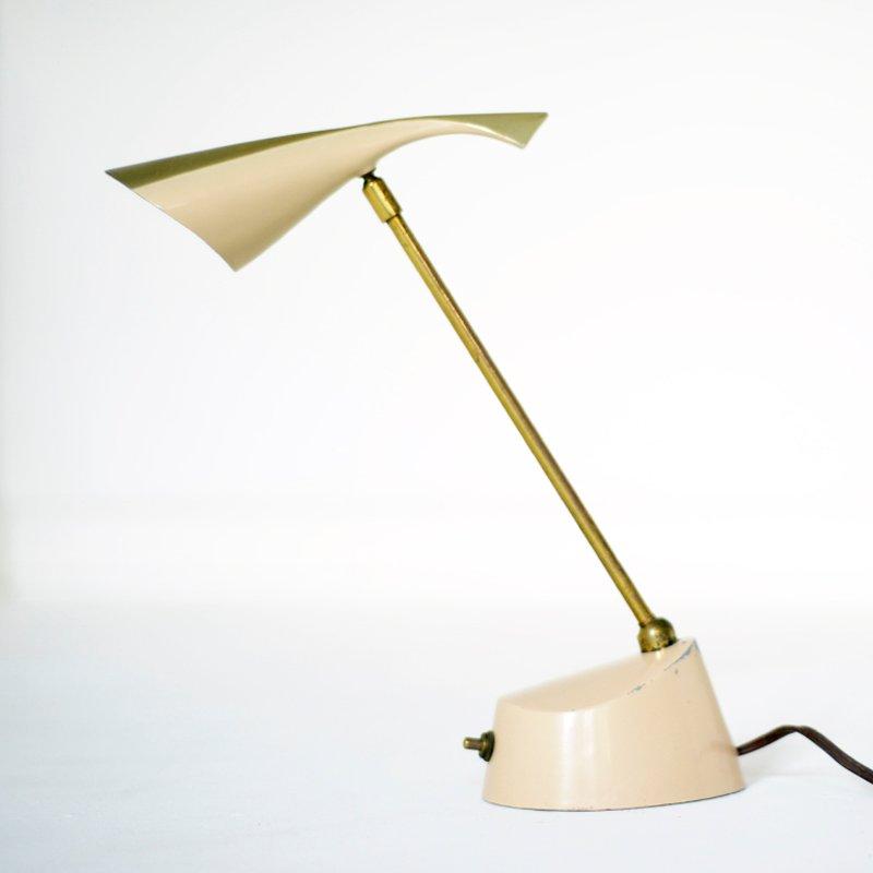 Amerikanische Vintage Tischlampe von Laurel