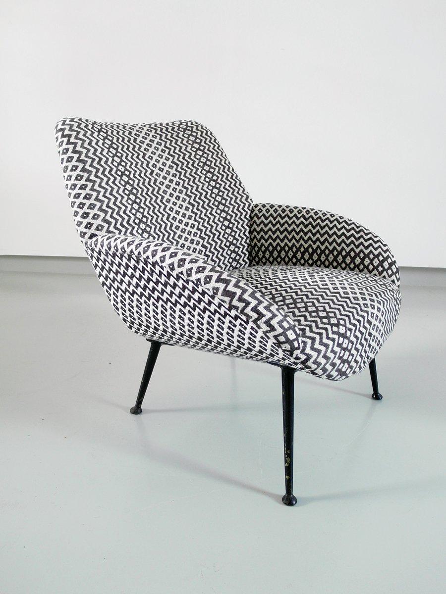 Niederländischer Modell 121 Sessel von Theo Ruth für Artifort, 1956