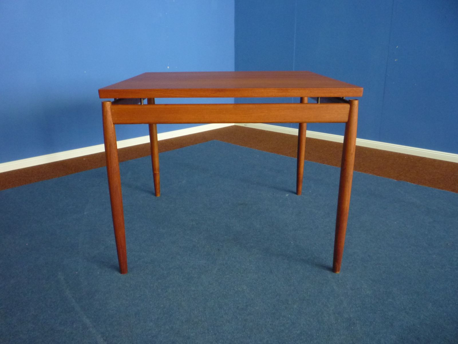 Danish Teak Dining Table by Finn Juhl for France & Son, 1960s for ...