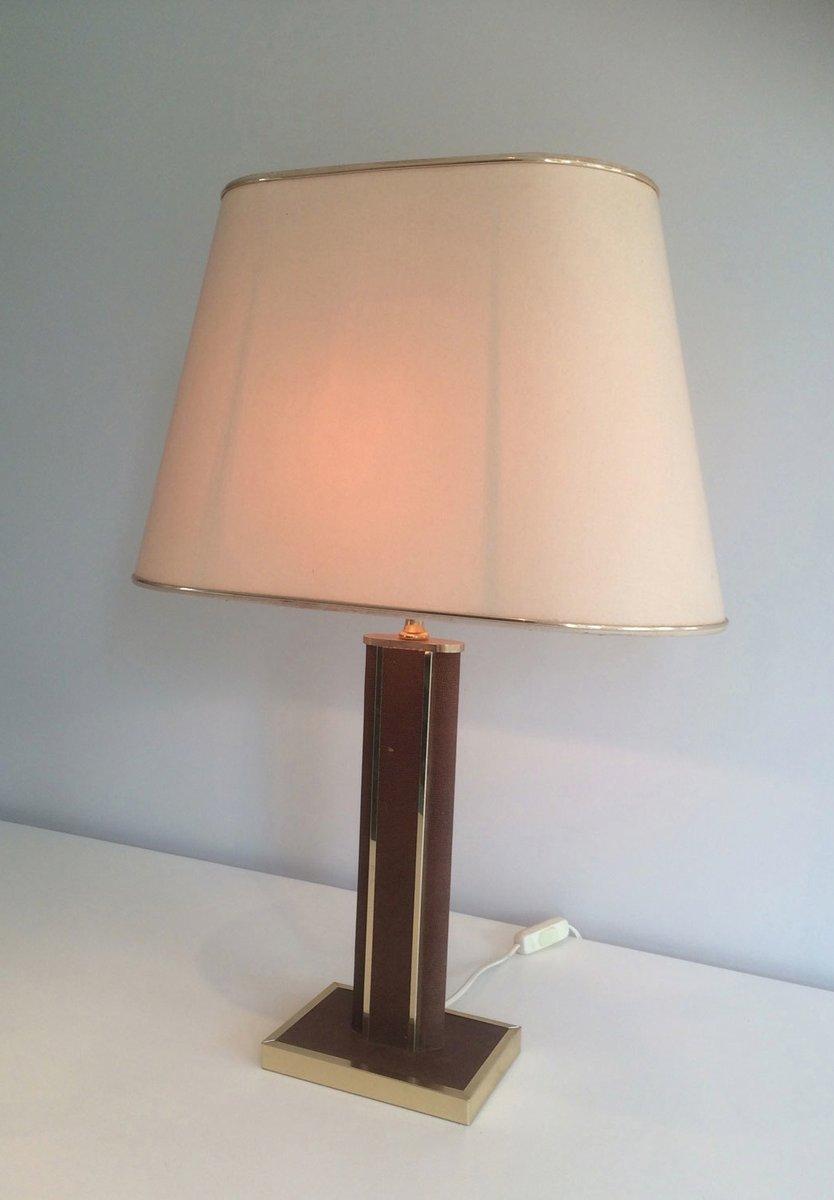 lampe de bureau en bois en vente sur pamono. Black Bedroom Furniture Sets. Home Design Ideas