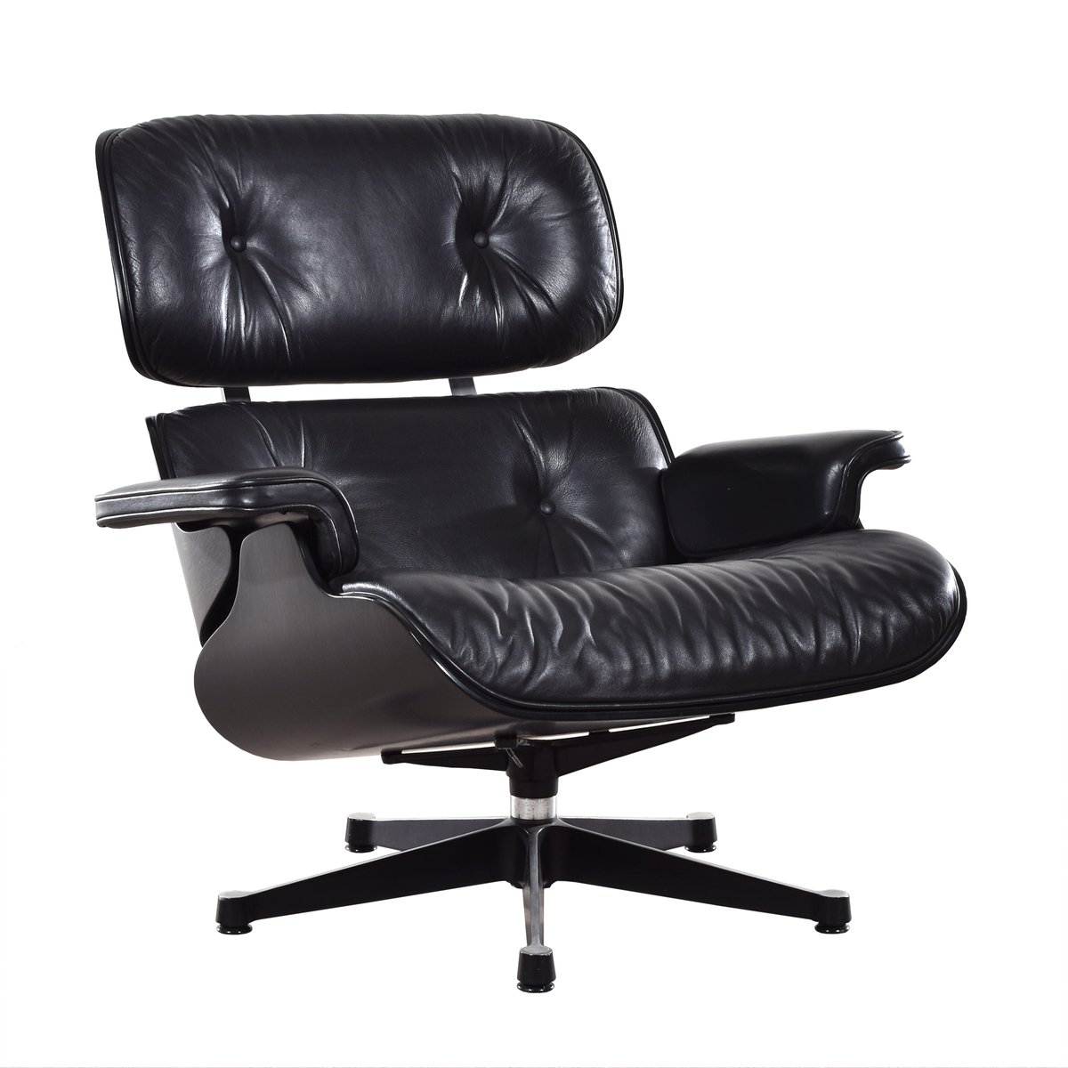 german lounge chair by charles ray eames for vitra 1988 for sale at pamono. Black Bedroom Furniture Sets. Home Design Ideas