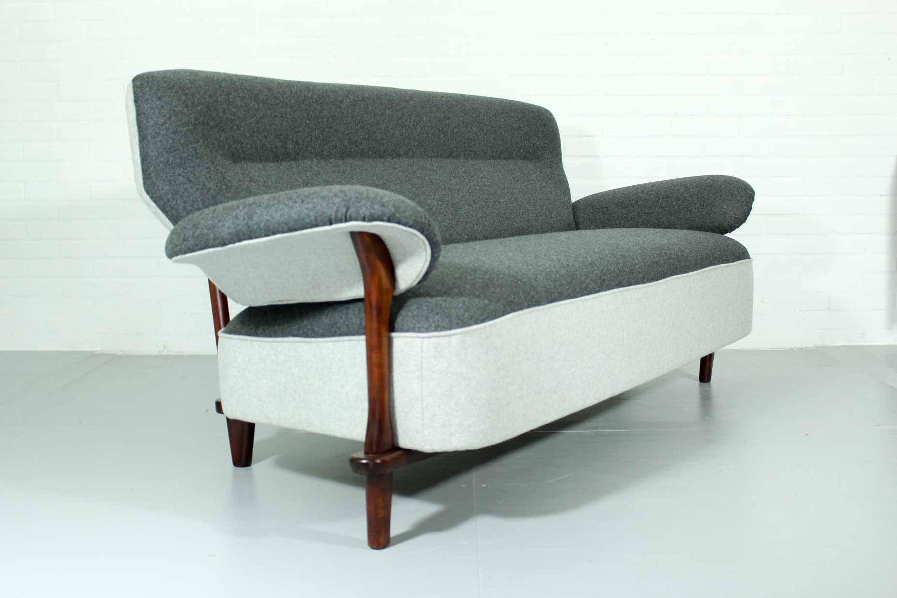 niederl ndisches mid century modell 109 sofa von theo ruth f r artifort 1950er bei pamono kaufen. Black Bedroom Furniture Sets. Home Design Ideas