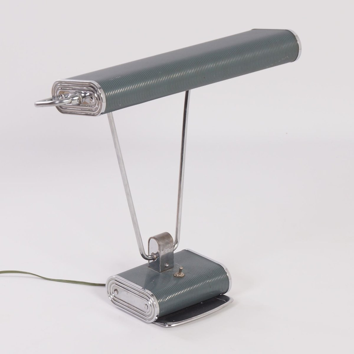 Art Deco Desk Lamp By Eileen Gray For Jumo 1930s