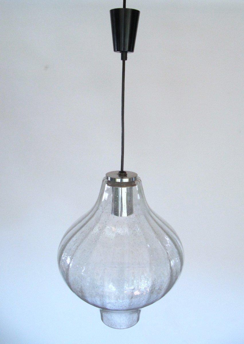 XXL Tulipan Lampe von Kalmar, 1960er