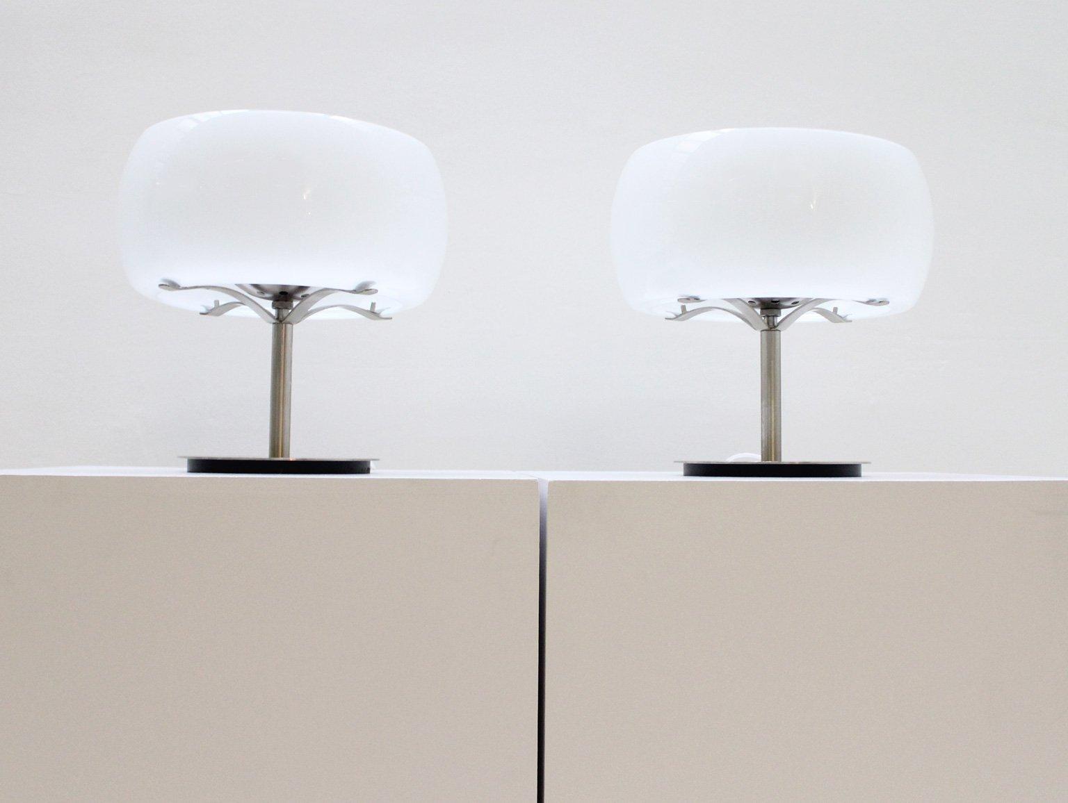Italienische Erse Tischlampen von Vico Magistretti für Artemide, 1960e...