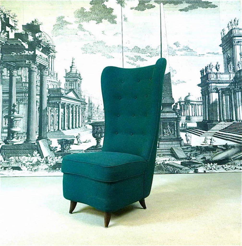 Slipper Sessel von Paolo Buffa