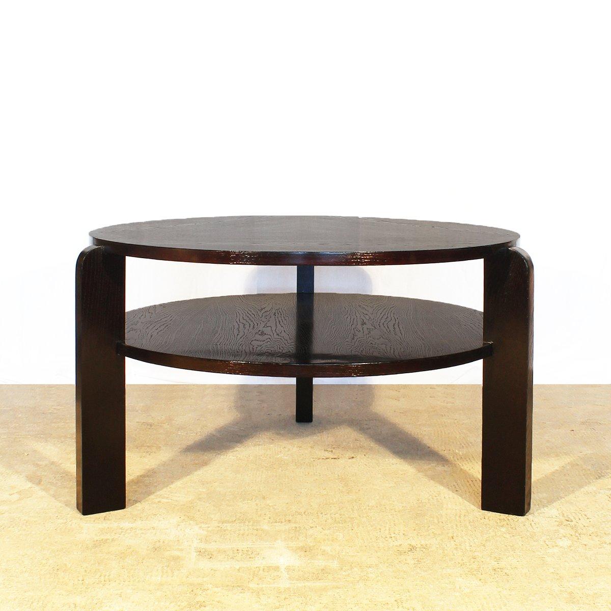 table basse art d co espagne 1930s en vente sur pamono. Black Bedroom Furniture Sets. Home Design Ideas