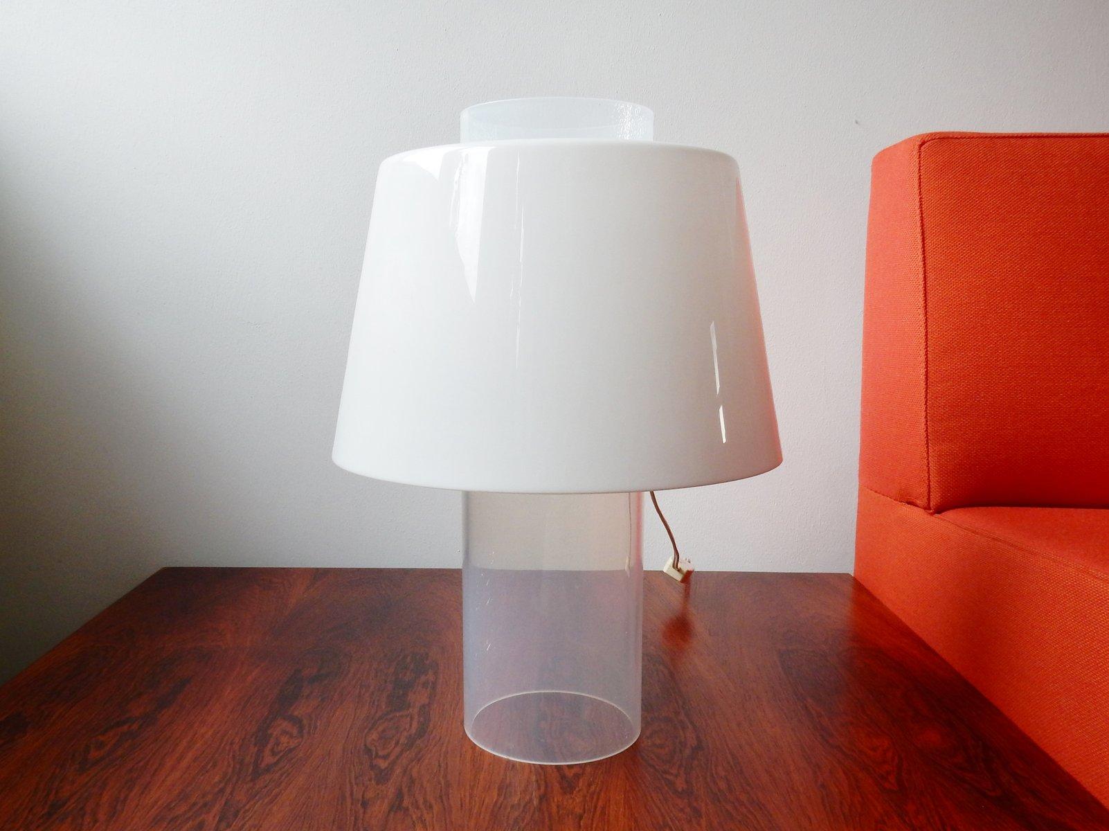 Mid-Century Modern Art Tischlampe von Yki Nummi für Sanka