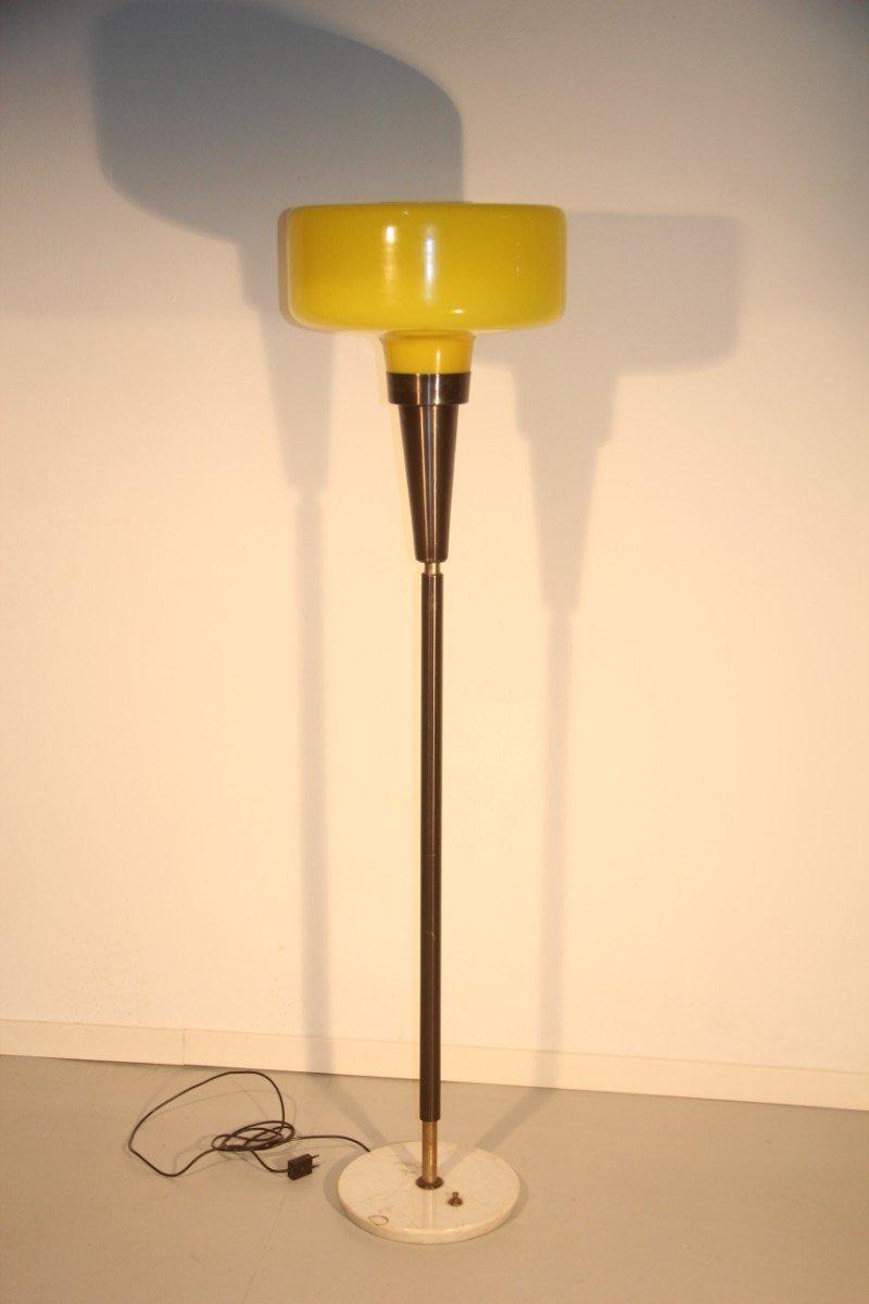 Italienische Stehlampe von Vistosi, 1960