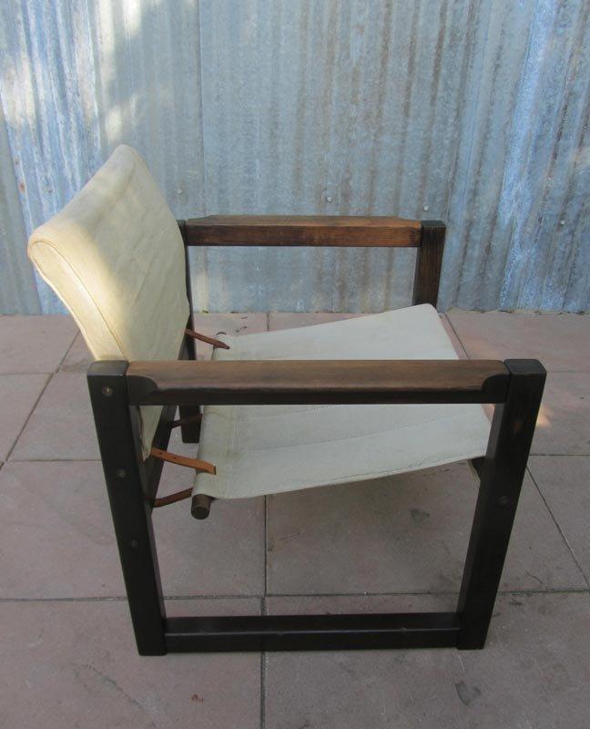 schwedischer architektonischer diana sessel von karin mobring f r ikea 1972 bei pamono kaufen. Black Bedroom Furniture Sets. Home Design Ideas