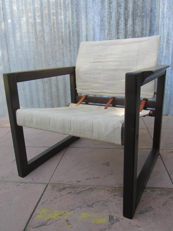 Schwedischer Architektonischer Diana Sessel von Karin Mobring für Ikea...