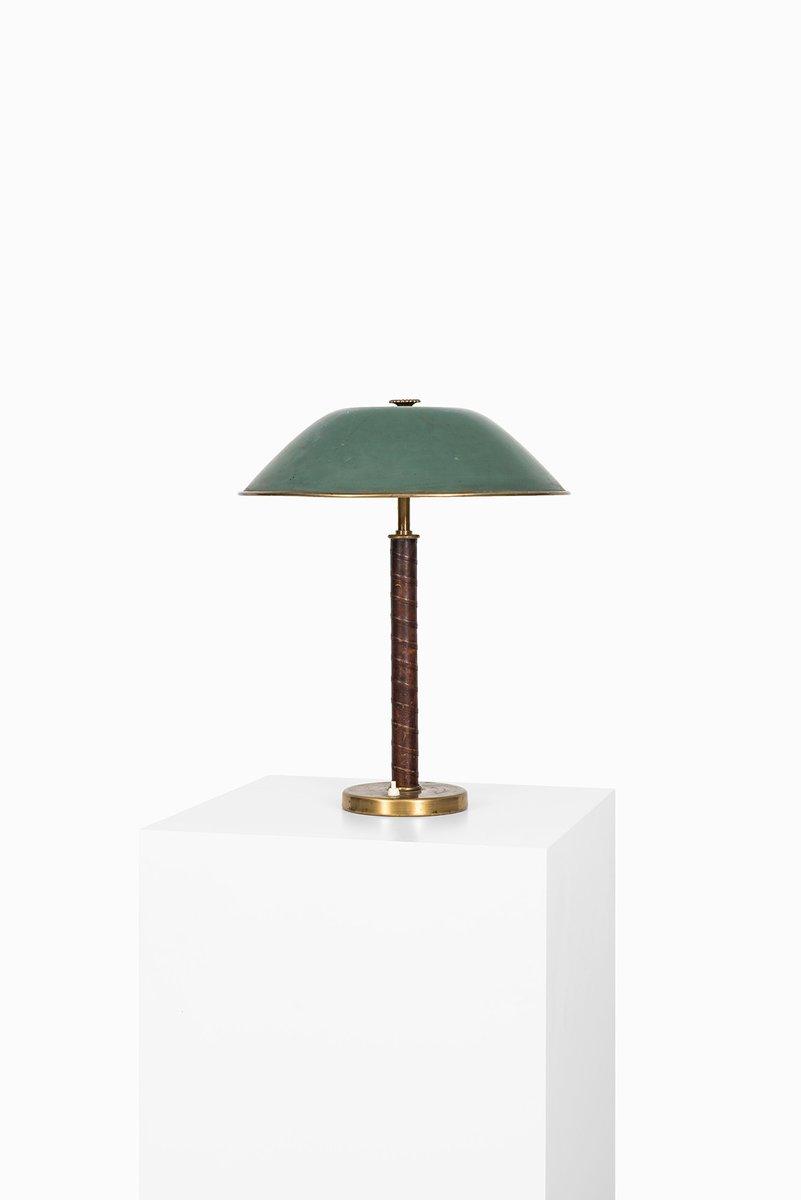 Skandinavische Tischlampe von NK, 1950er