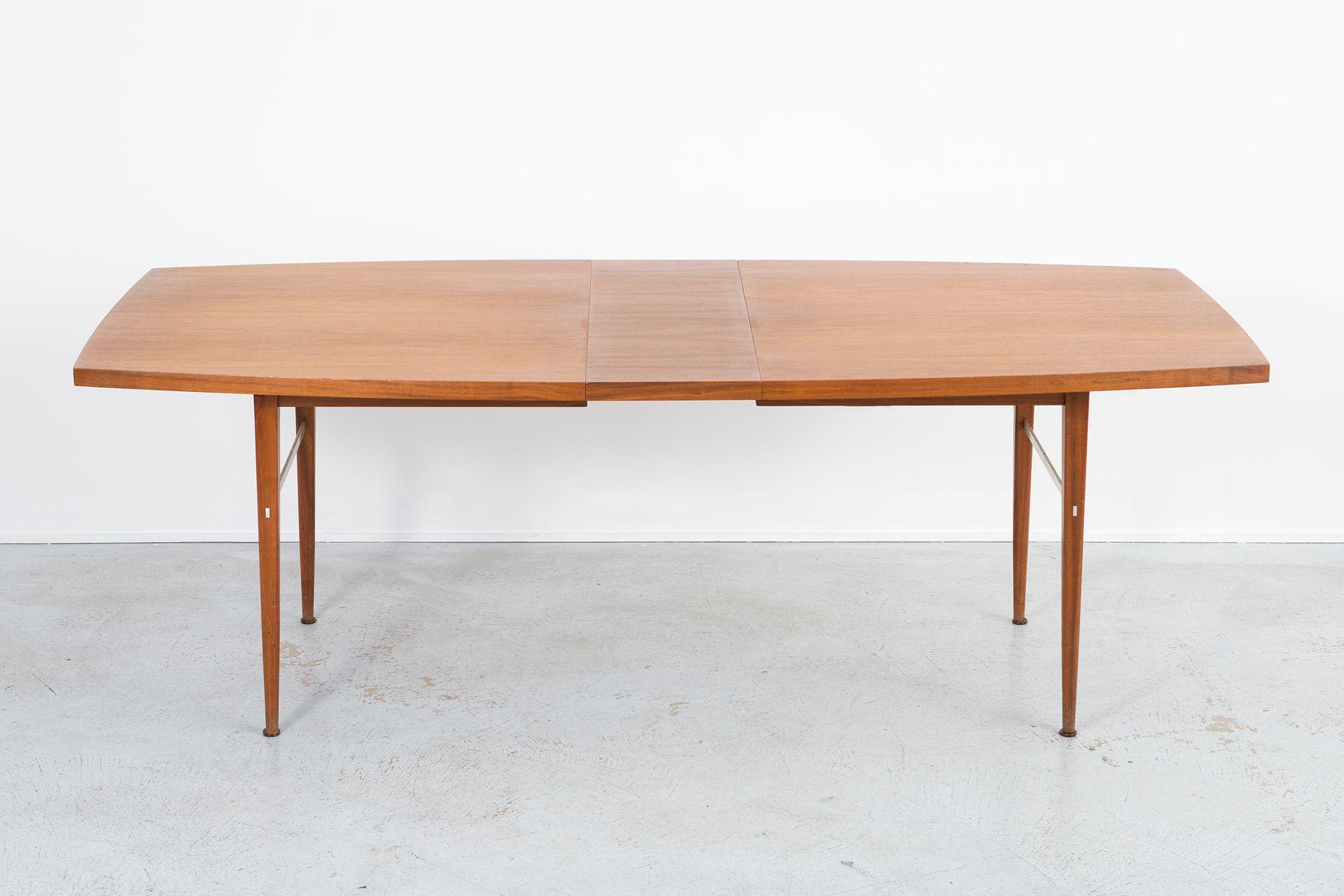 esstisch von paul mccobb f r calvin 1950er bei pamono kaufen. Black Bedroom Furniture Sets. Home Design Ideas
