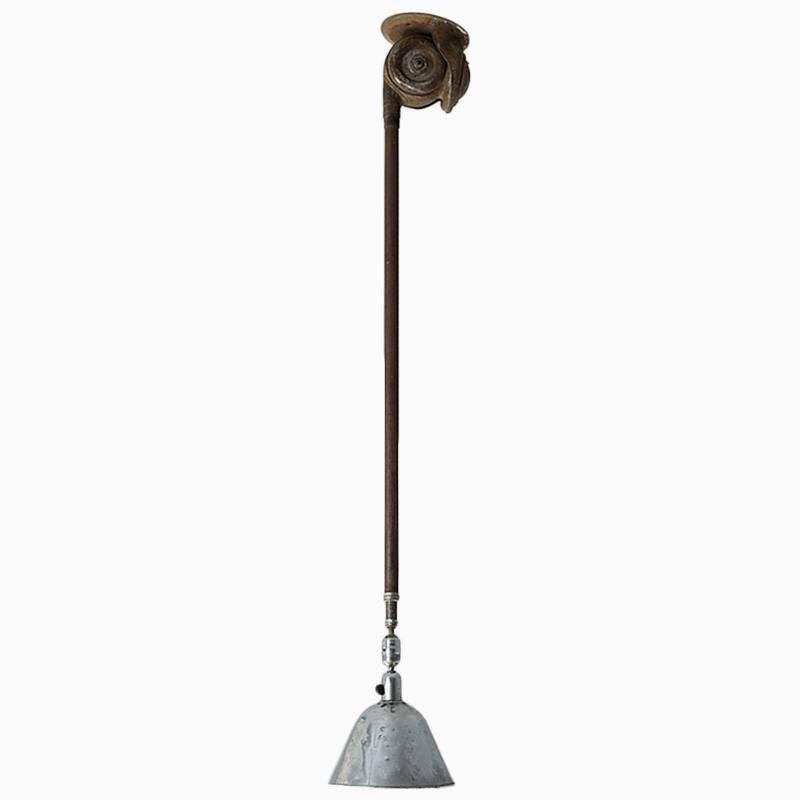 Schwedische Teleskopische Vintage Lampe von Johan Petter Johansson für...