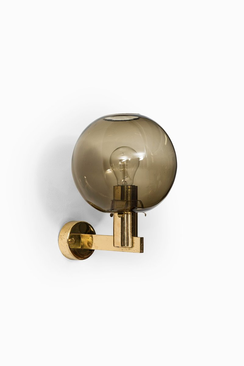 Modell V-305 Wandlampe von Hans-Agne Jakobsson für AB Markaryd, 1950er