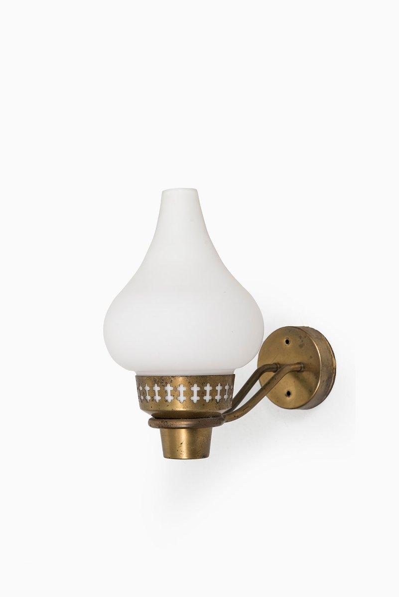 Schwedische Mid-Century Wandlampe von ASEA