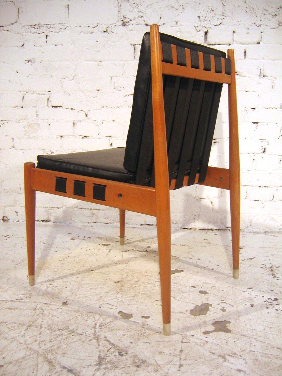 deutsche ausw rtiges amt st hle von egon eiermann 1958. Black Bedroom Furniture Sets. Home Design Ideas