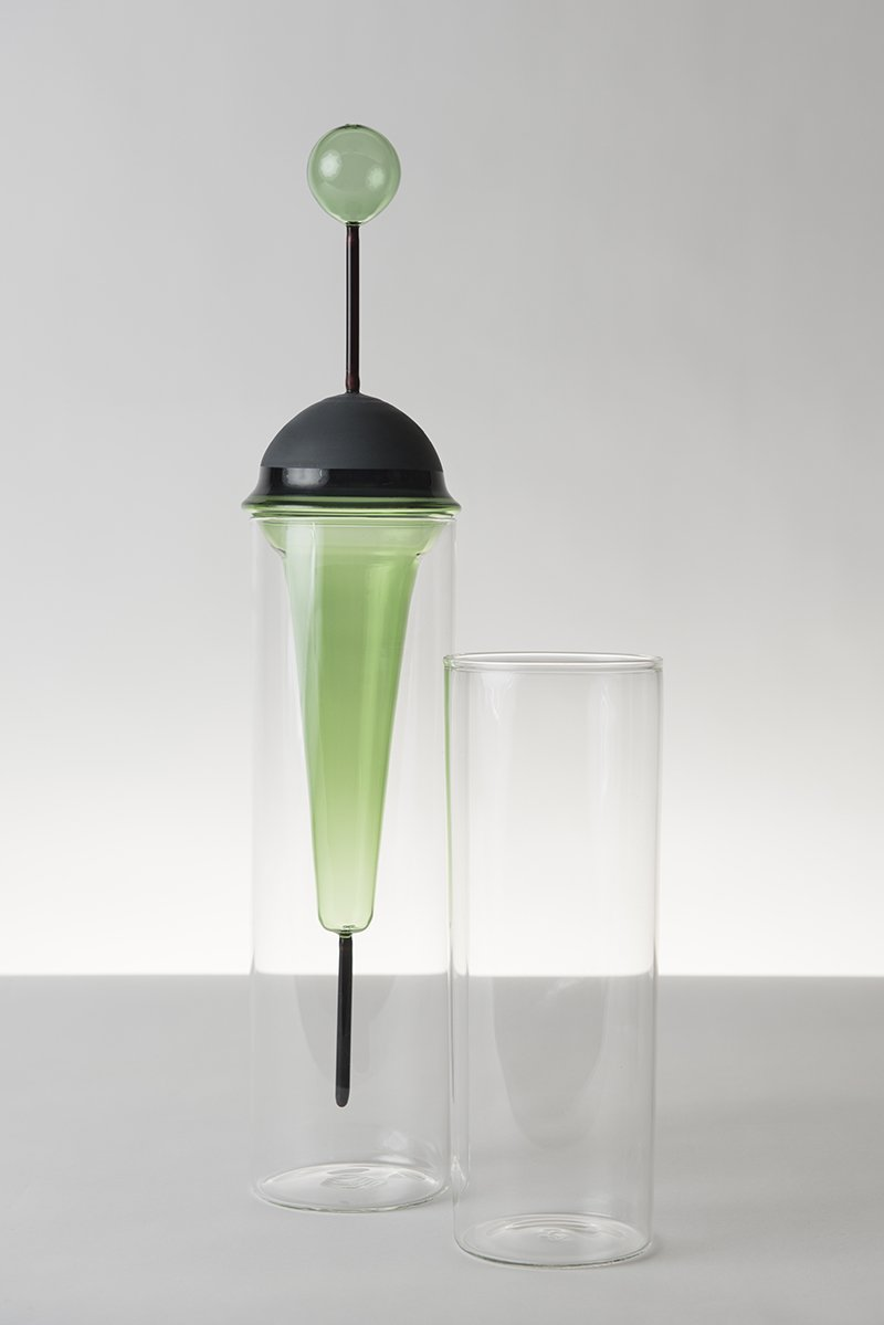 vase deriva #2 par cristina celestino pour attico en vente sur pamono