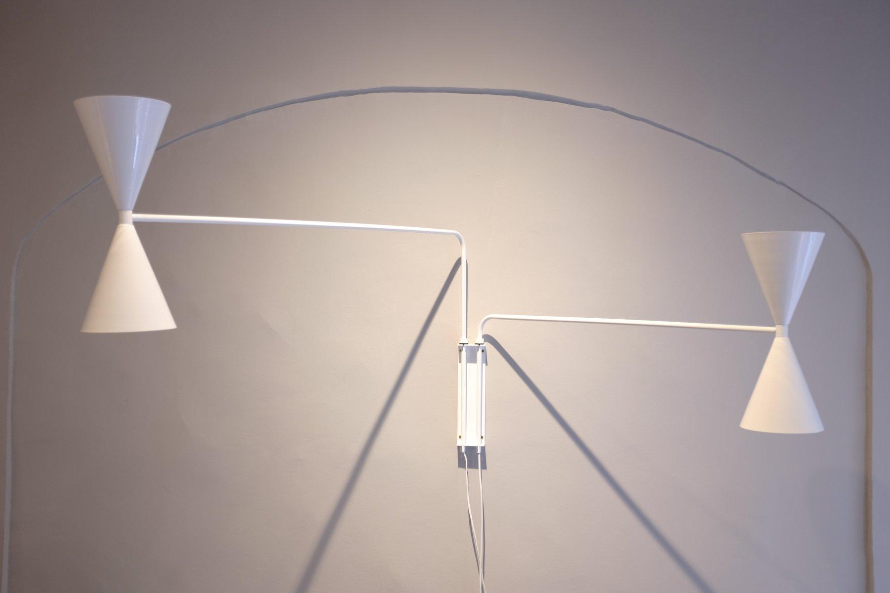 Wandlampe mit Zwei Armen von Juanma Lizana