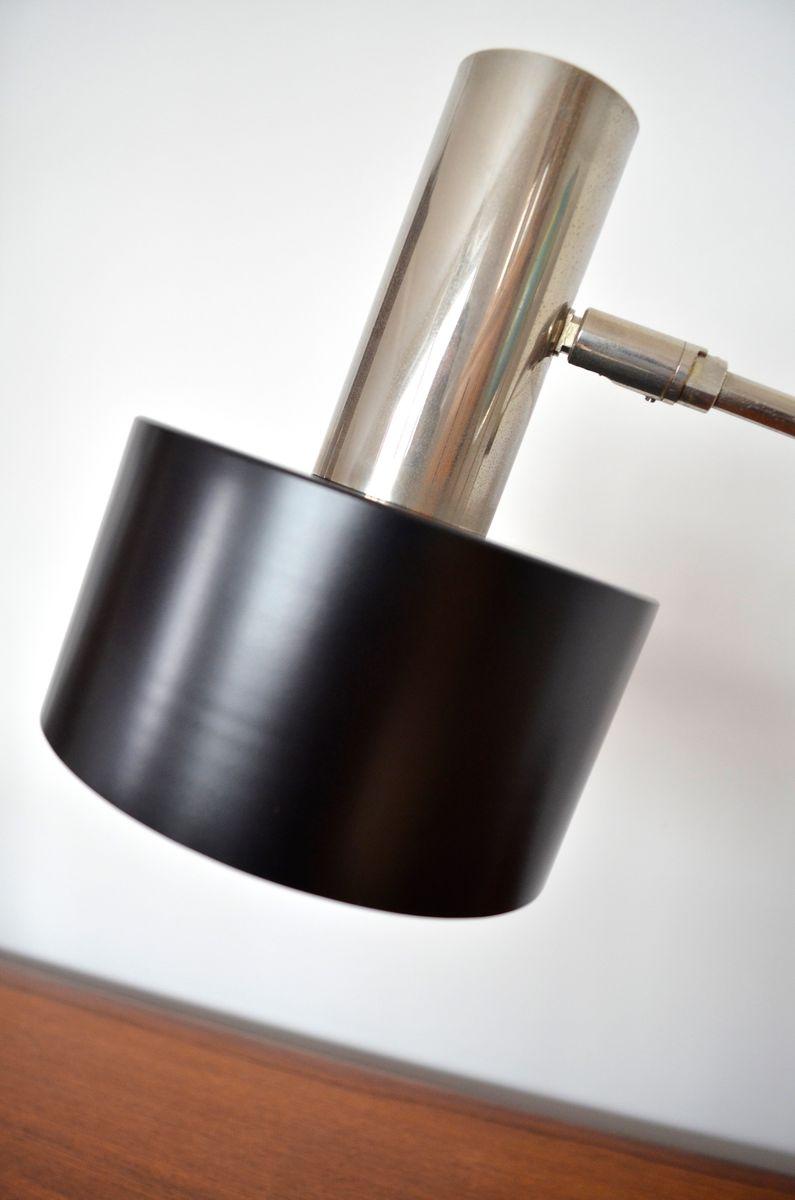 lampe de table d 39 architecte scandinave 1960s en vente sur pamono. Black Bedroom Furniture Sets. Home Design Ideas