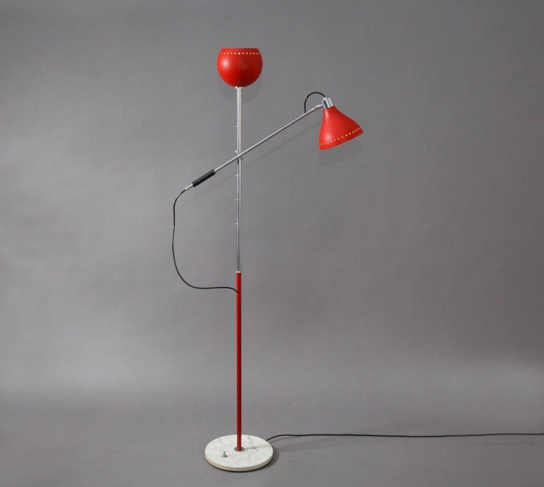 Italienische Stehlampe von Arredoluce, 1950