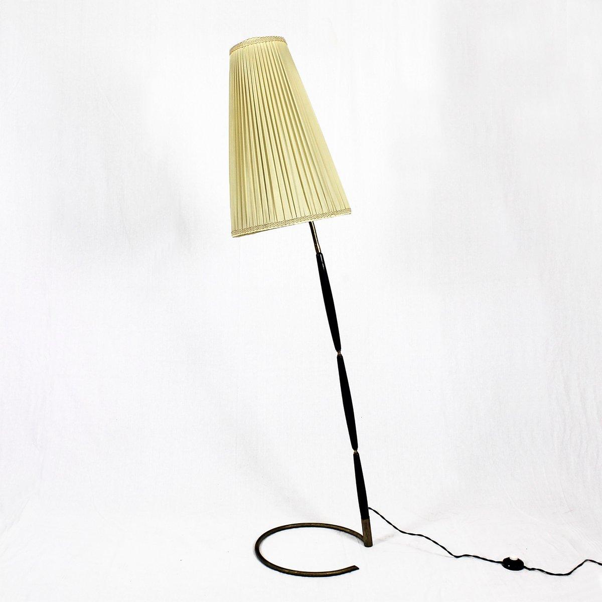 Stehlampe von Giuseppe Ostuni, 1940er