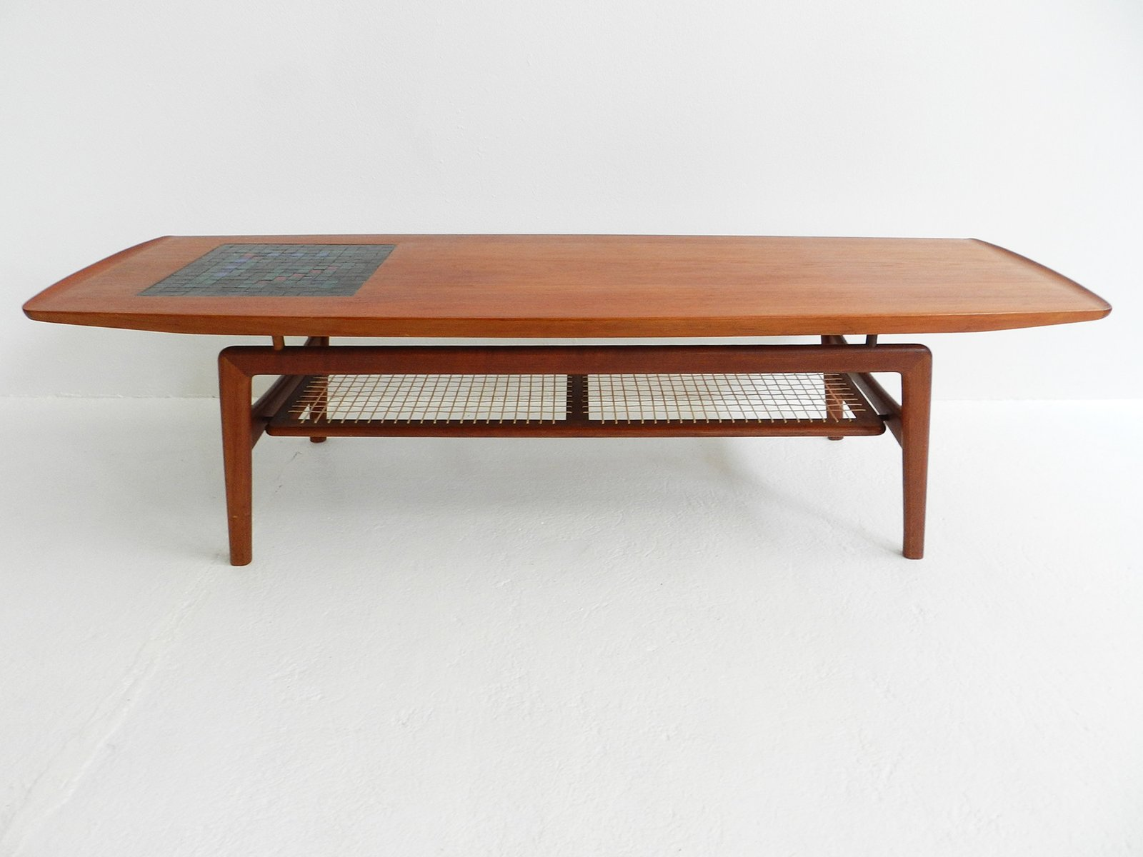 table basse mosa que par arne hovmand olsen pour mogens kold en vente sur pamono. Black Bedroom Furniture Sets. Home Design Ideas