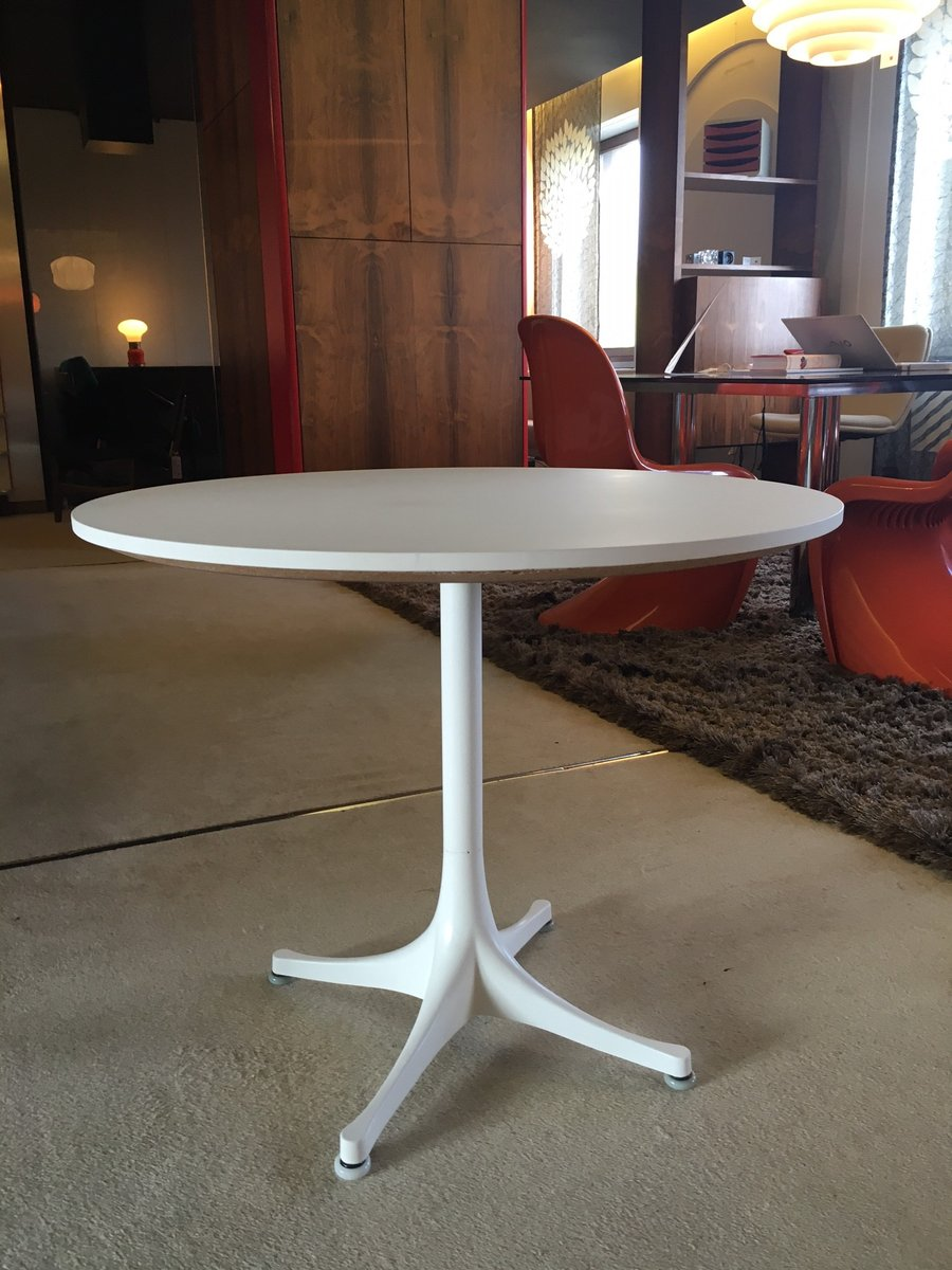 Amerikanischer Mid-Century Tisch von George Nelson für Herman Miller, ...