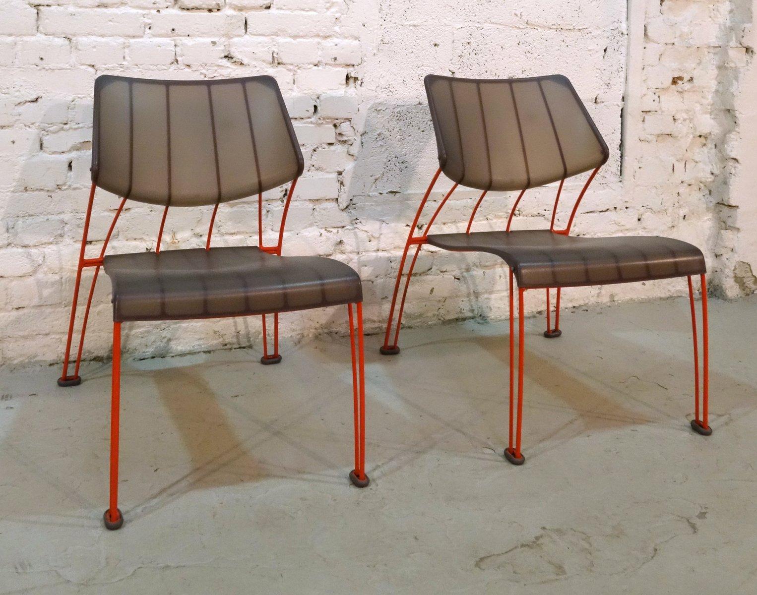 PS Hasslo Stühle von Monika Mulder für Ikea, 1990