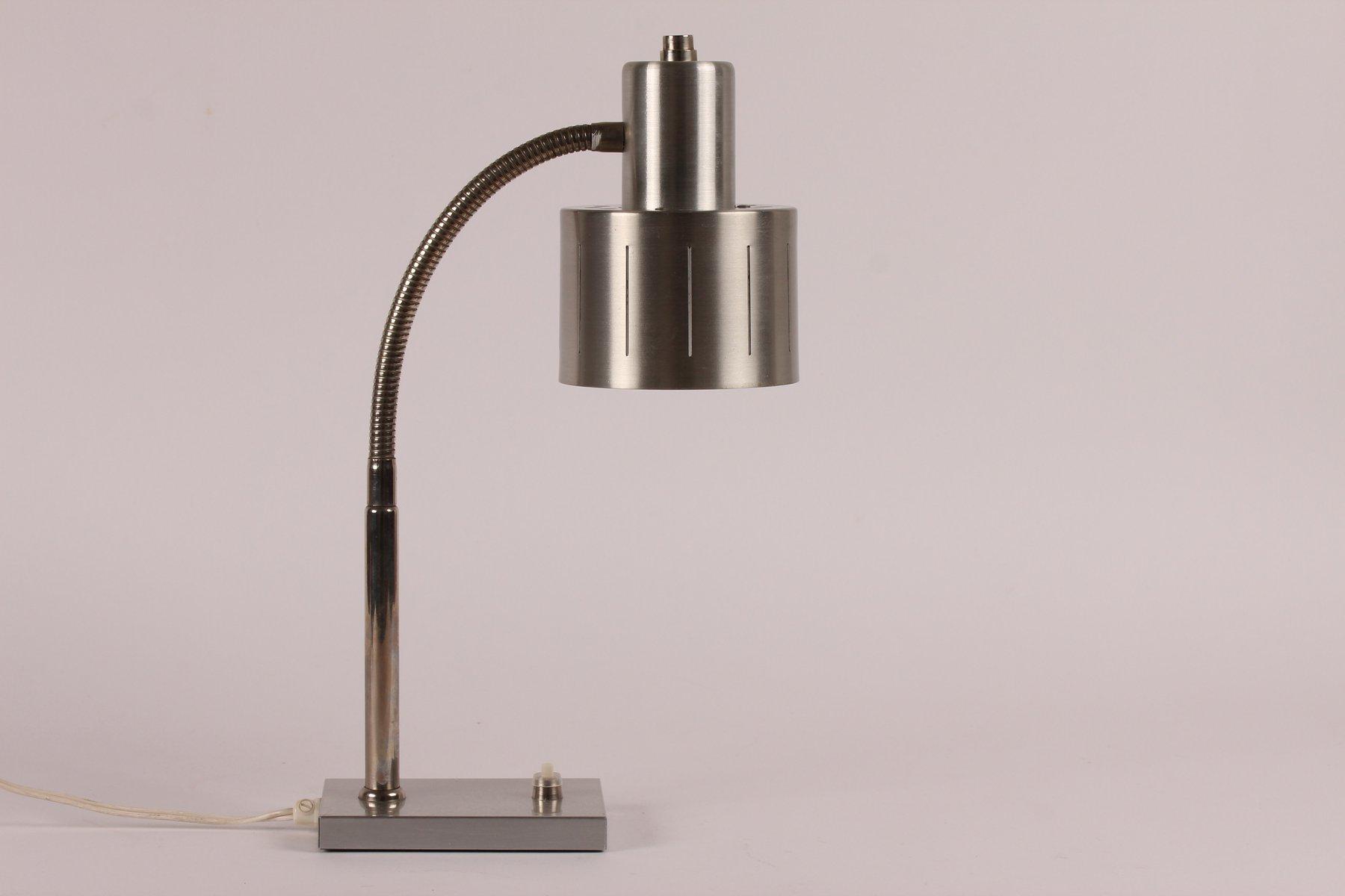 Skandinavische Modern Tischlampe, 1970er