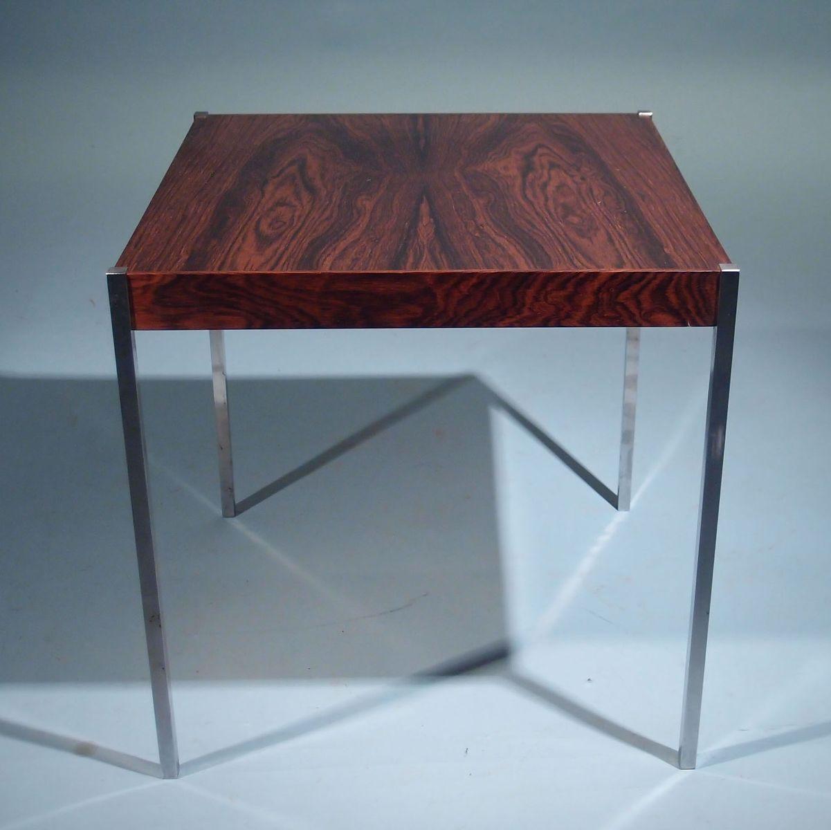 schwedischer vintage beistelltisch von sten kristiansson f r luxus bei pamono kaufen. Black Bedroom Furniture Sets. Home Design Ideas