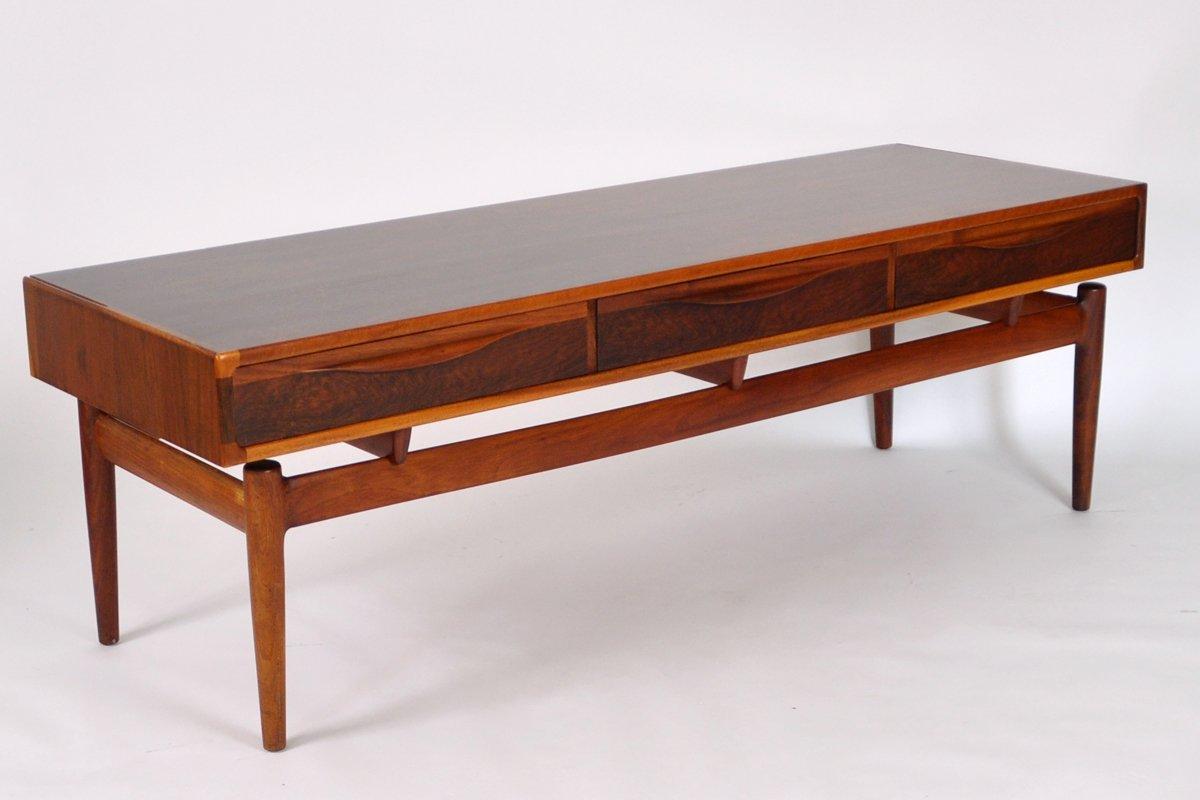 Dänisches Sideboard aus Kastanienholz von Kurt Østervig, 1950er