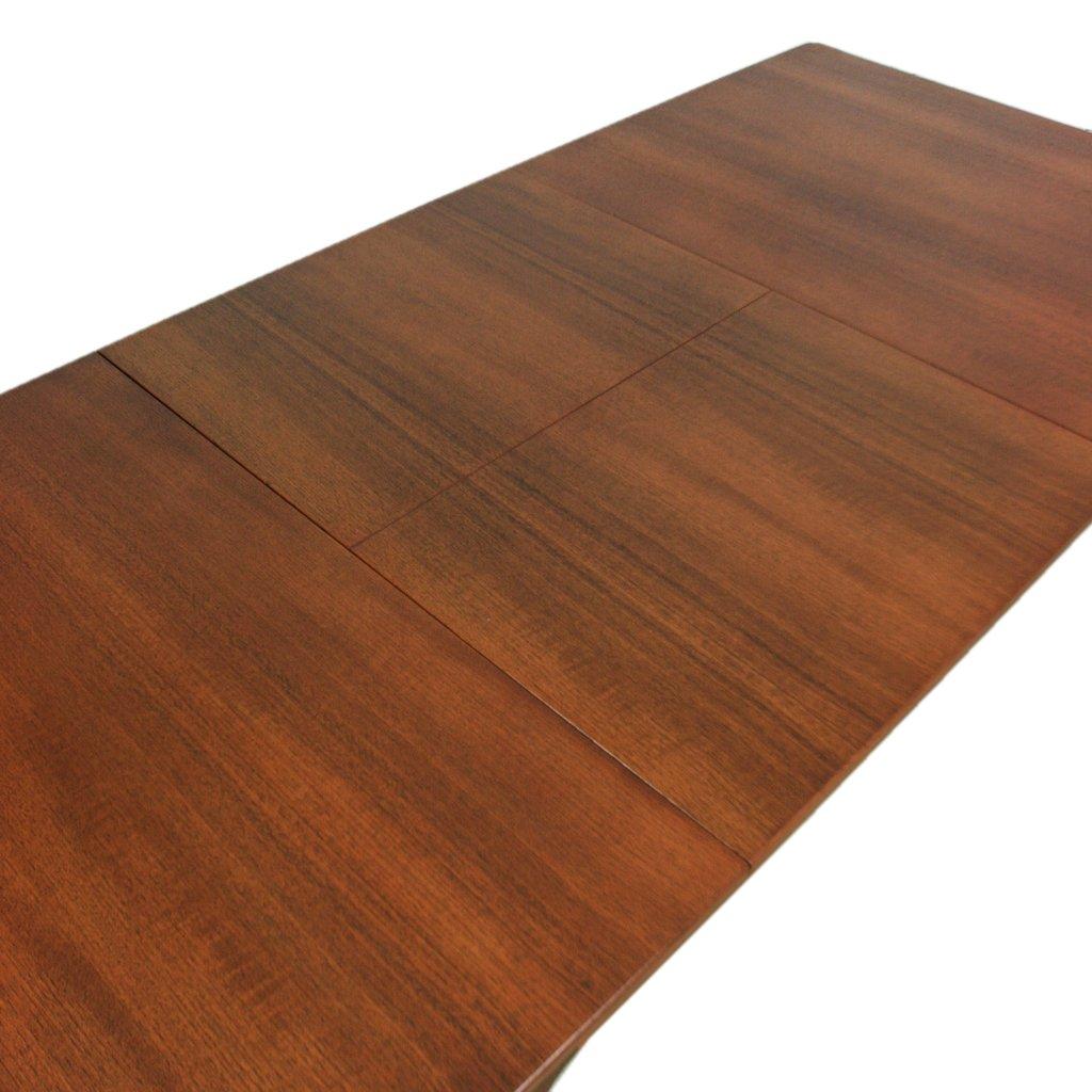 grande table de salle manger mid century 12 places en. Black Bedroom Furniture Sets. Home Design Ideas