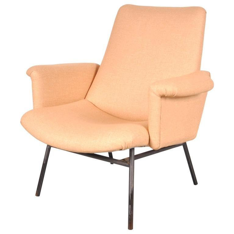 SK660 Sessel von Pierre Guariche für Steiner, 1950er