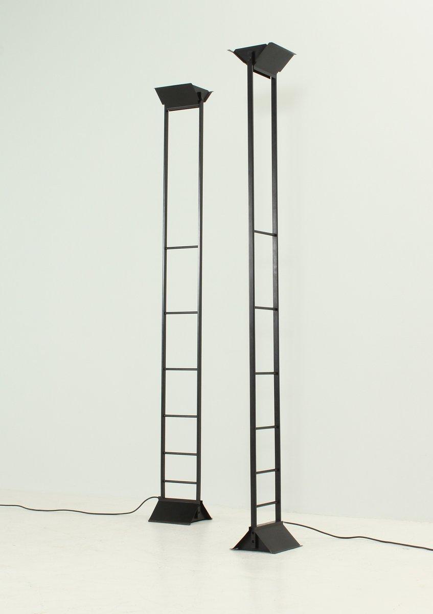 L´Escala Stehlampen von Antoni Blanc & Joan Vidal für Metalarte, 2er S...