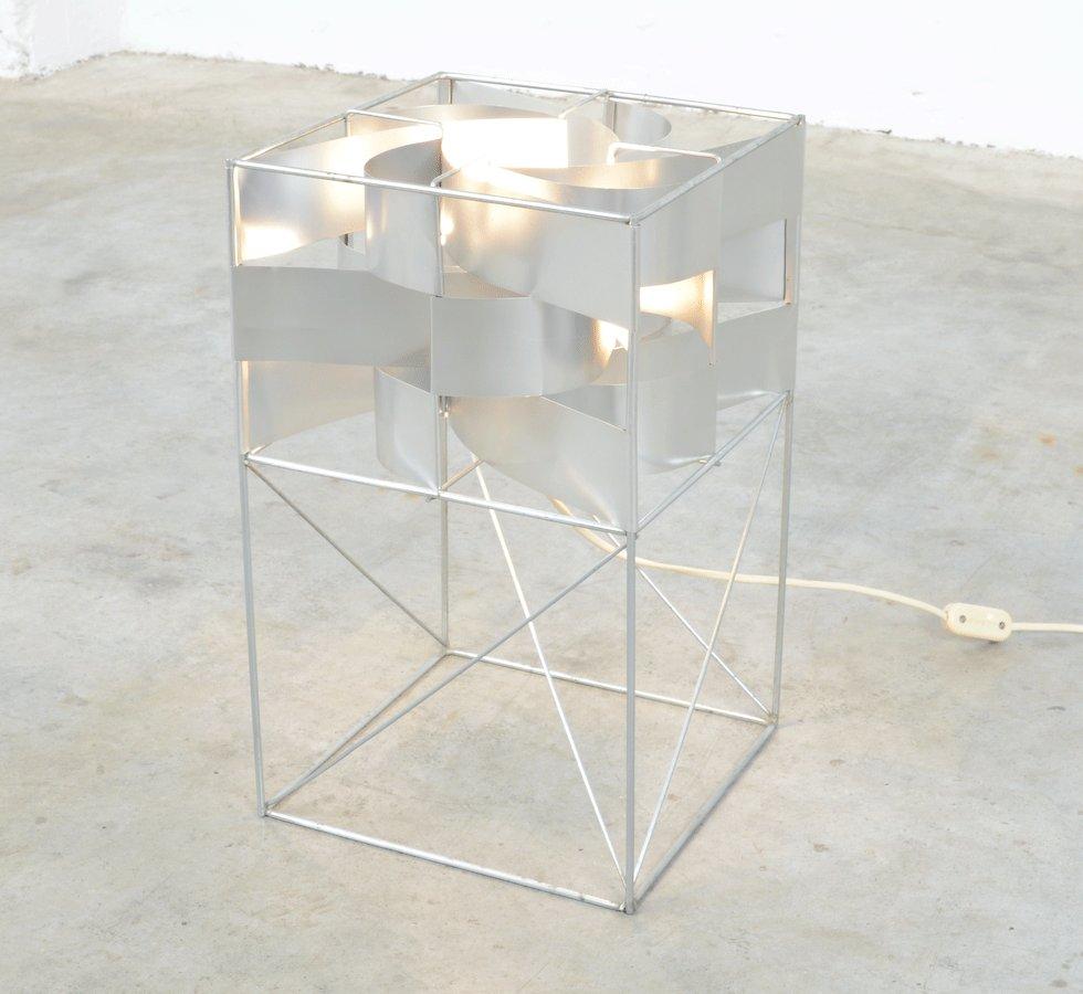 Französische Tischlampe von Max Sauze, 1970er